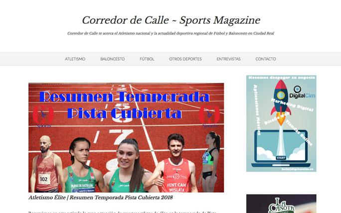 VdeVidania-Trabajos-WordPress-Corredor-De-Calle-Sports