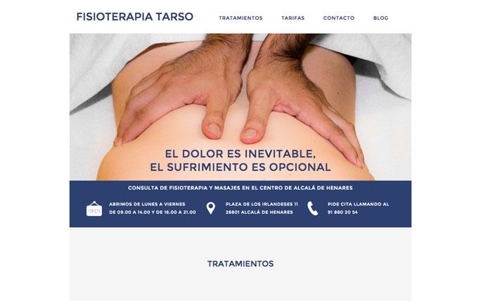 VdeVidania-Trabajos-WordPress-Fisioterapia-Tarso