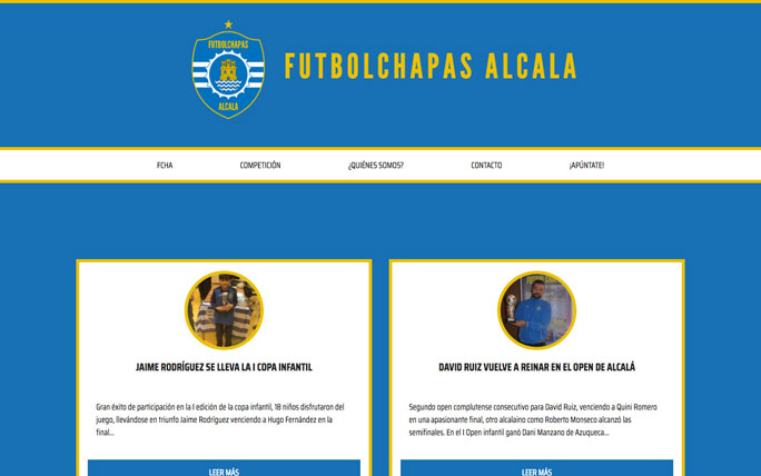 VdeVidania-Trabajos-WordPress-Futbolchapas-Alcala
