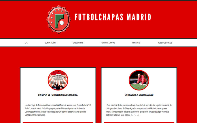VdeVidania-Trabajos-WordPress-Futbolchapas-Madrid
