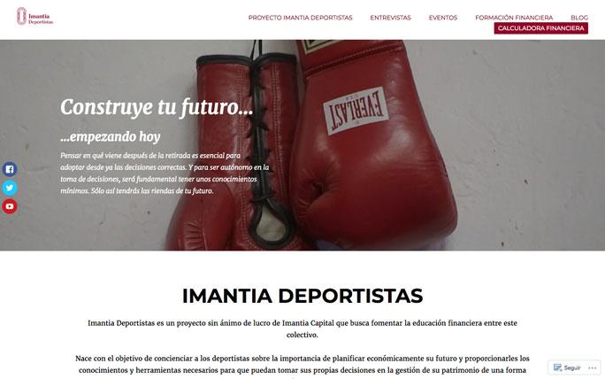 VdeVidania-Trabajos-WordPress-Imantia-Deportistas