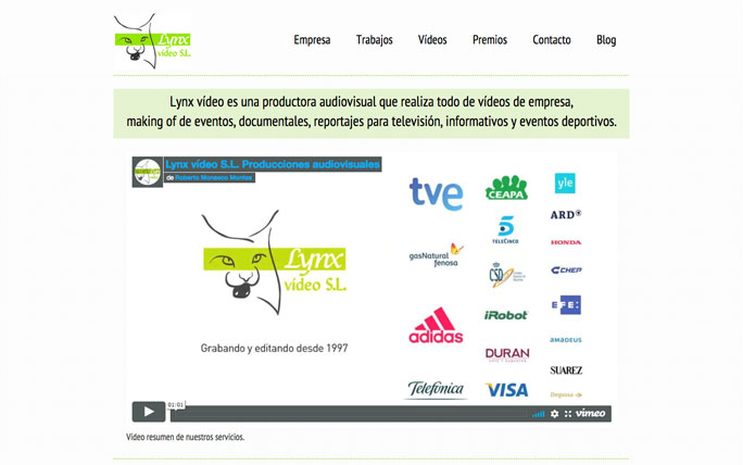 VdeVidania-Trabajos-WordPress-Lynx-Video