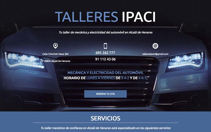 VdeVidania-Trabajos-WordPress-Talleres-Ipaci
