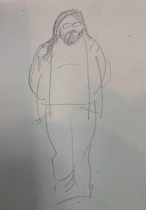 wordcamp-madrid-2018-ponencia-gaspar-caricatura